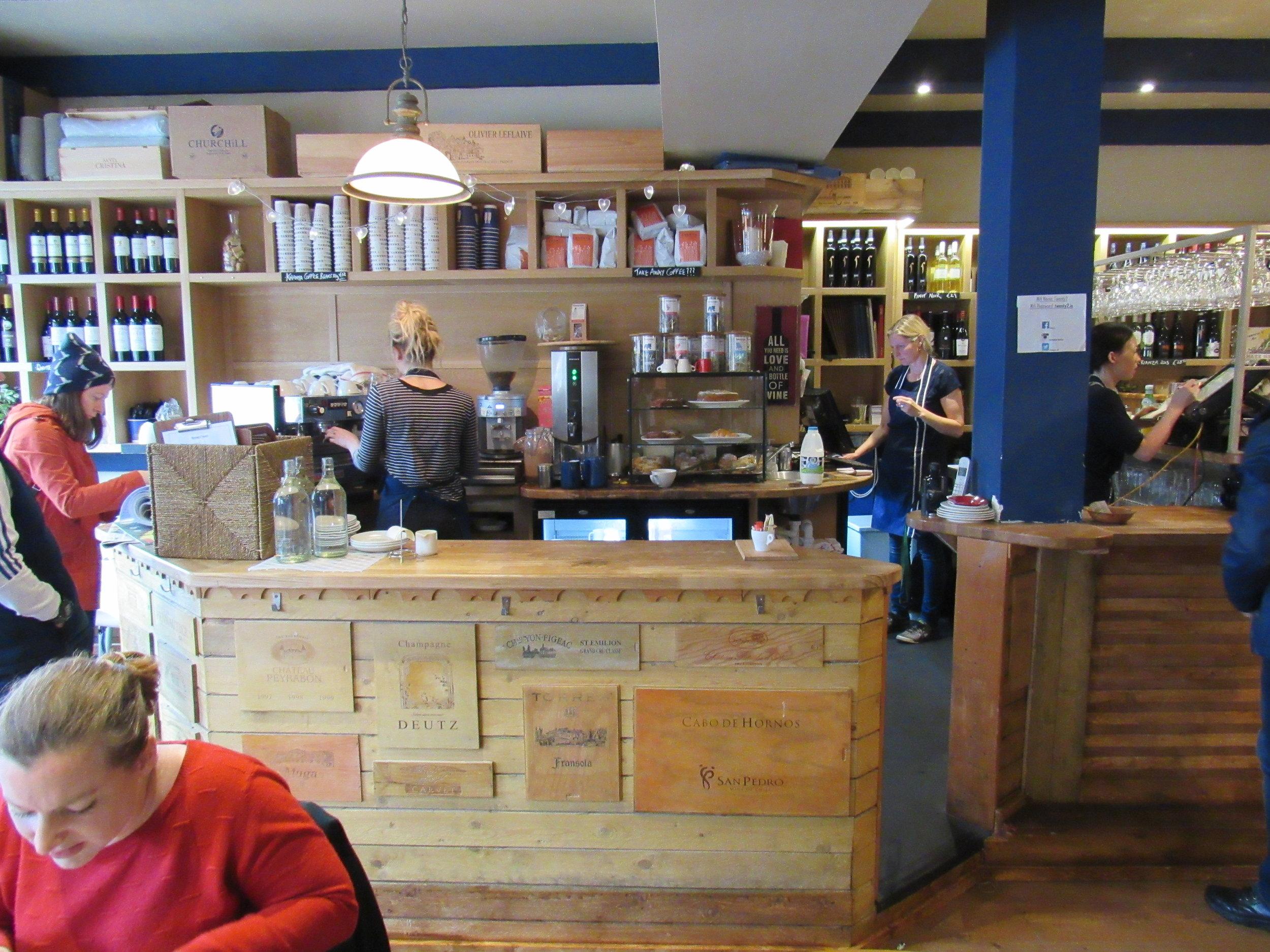 takeaway coffee in Dublin 9