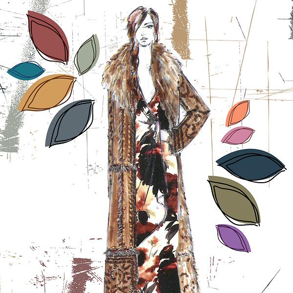 Pantone's Fall 2015 Color Palette