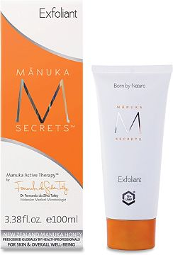 Two sizes of bamboo plus jojoba pearl and white clay gently lift and remove dry flaking skin to assist new skin regeneration. Cacao, Shea butter, Flaxseed, Rice bran and coconut oils support a deep moisturising nourishment. Cucumber assists to soothe and soften. Frankincense, ylang ylang and patchouli essential oils finish with a silky touch and alluring spa scent. Support skin regeneration and embrace a smooth softer feel.