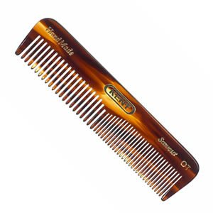 Kent Handmade Coarse & Fine Toothed Comb for Men $8.49
