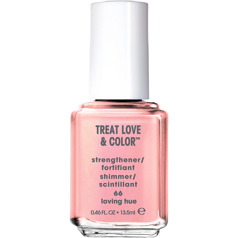 Blooming Dahlia - Essie Treat Love & Color Nail Polish in Loving Hue $10