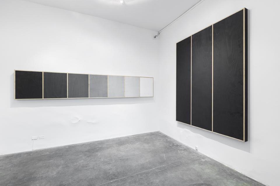 Test Patterns  installation view at Revolver Galeria, 2015.