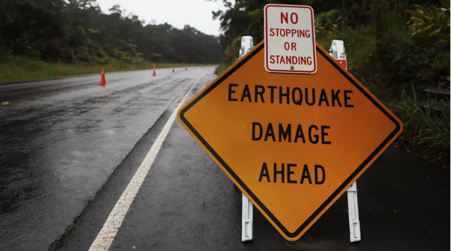 The West Coast Earthquake Warning System Is a High Priority for Zinke