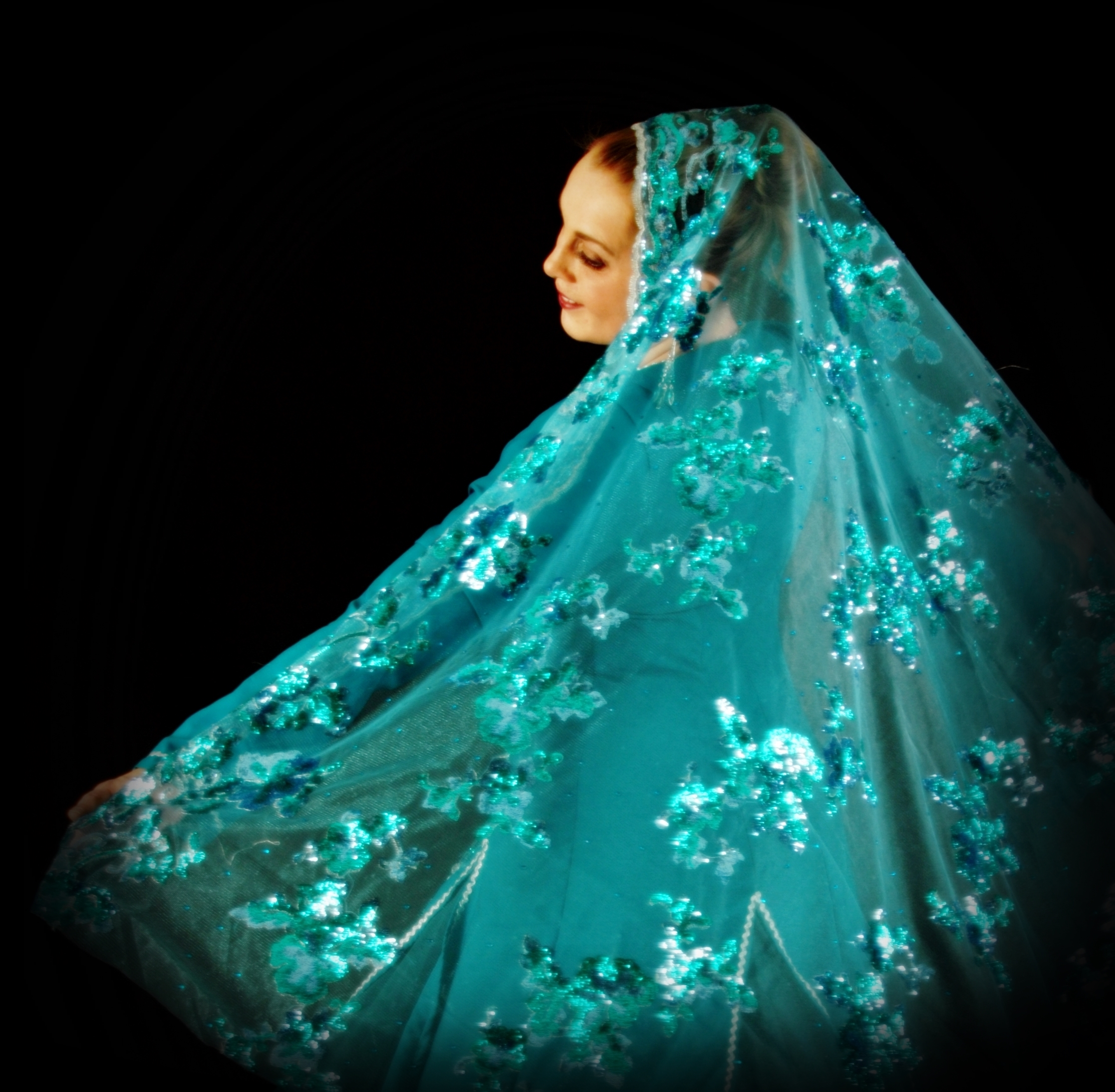 Maria Oriental - Persian Classical Dance. Photo: Lars Uddén, Swefoto AB