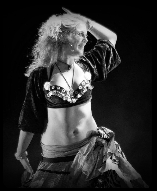 Maria Oriental - Gypsy Fusion at Layali's Gala Show. Stockholm, February 2012. Photo: Nima Dervish.