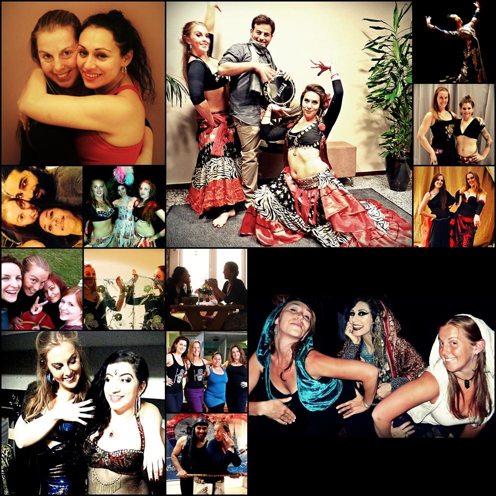 Ett hopplock av bilder från Dansåret 2014. Fler bilder finns på  Facebook .
