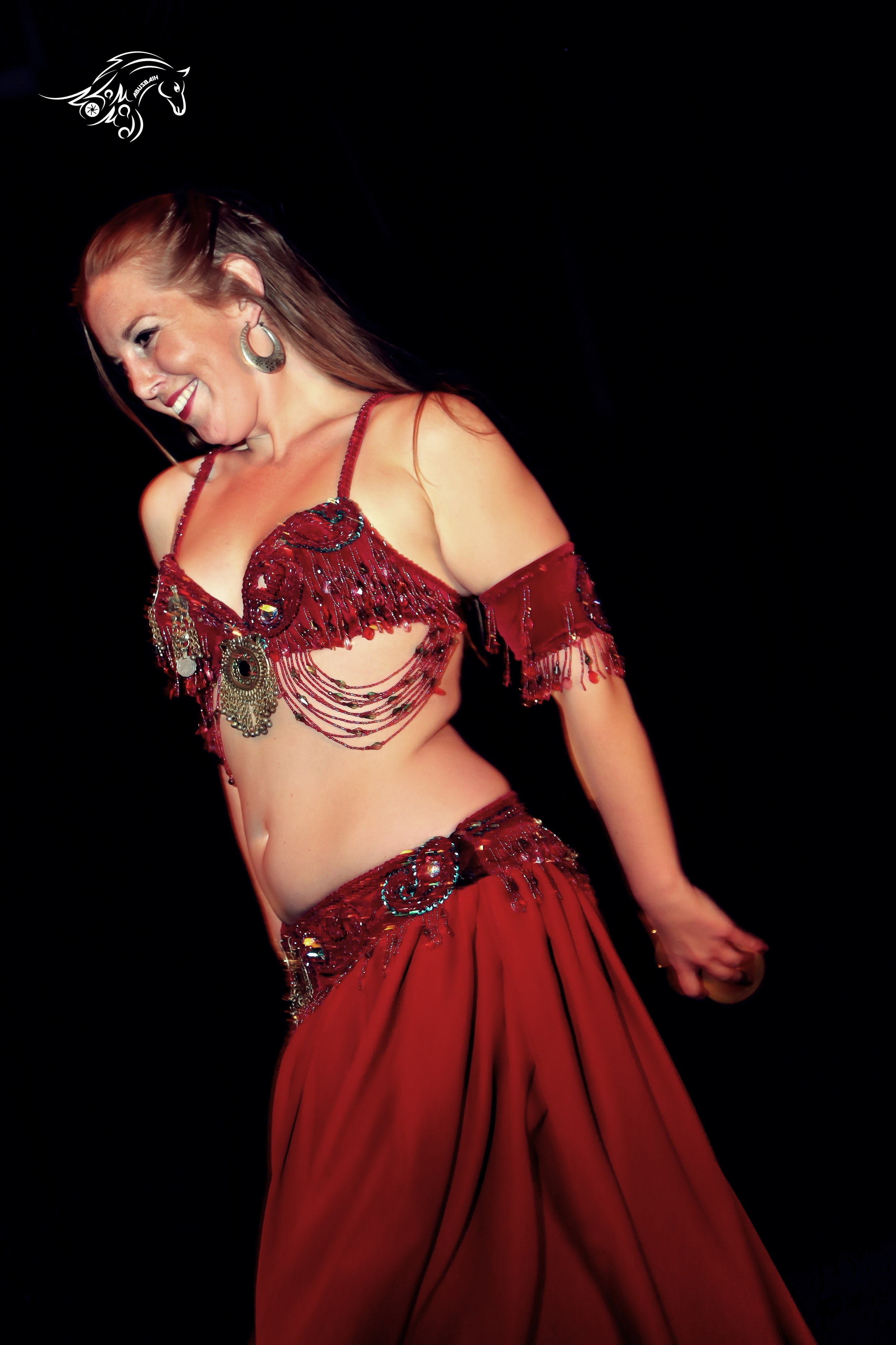 Maria Oriental - Belly Dance with Zills at Stockholm Belly Dance Festival. Photo: Mohammad Abusbaih.   https://www.facebook.com/mohd.abusbaih