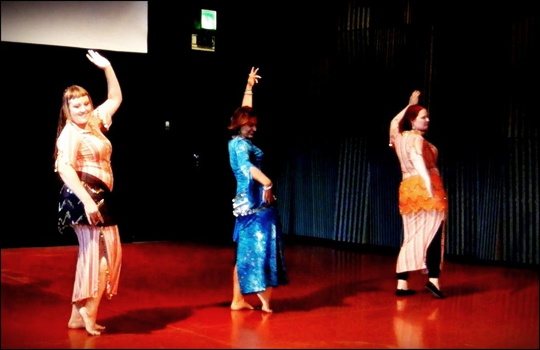 Maria Oriental - Blog - September 2015 - Uppsala Danscenter, baladi