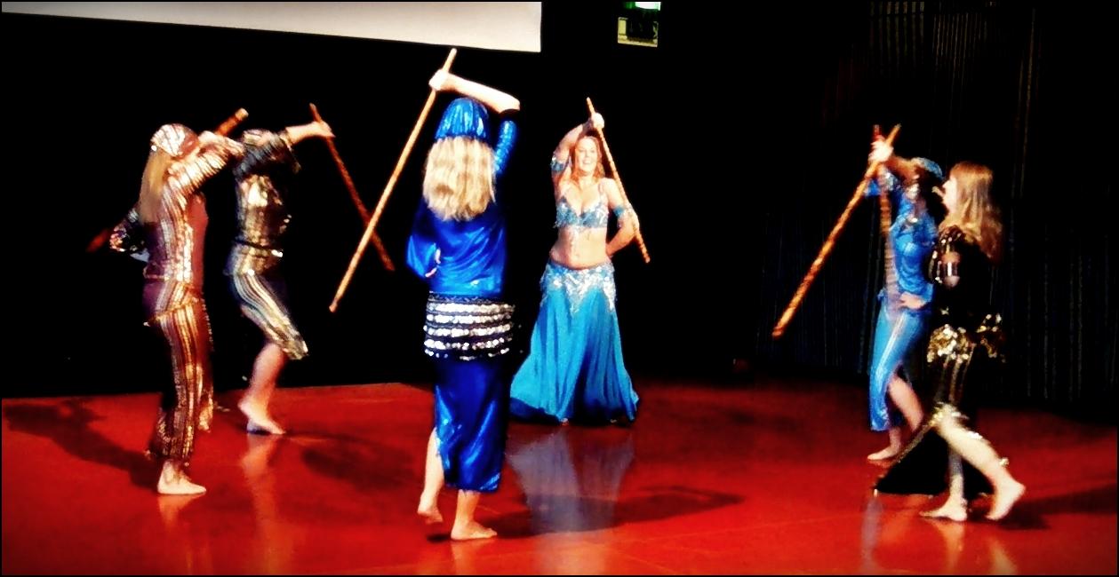 Maria Oriental - Blog - September 2015 - Uppsala Danscenter, saidi