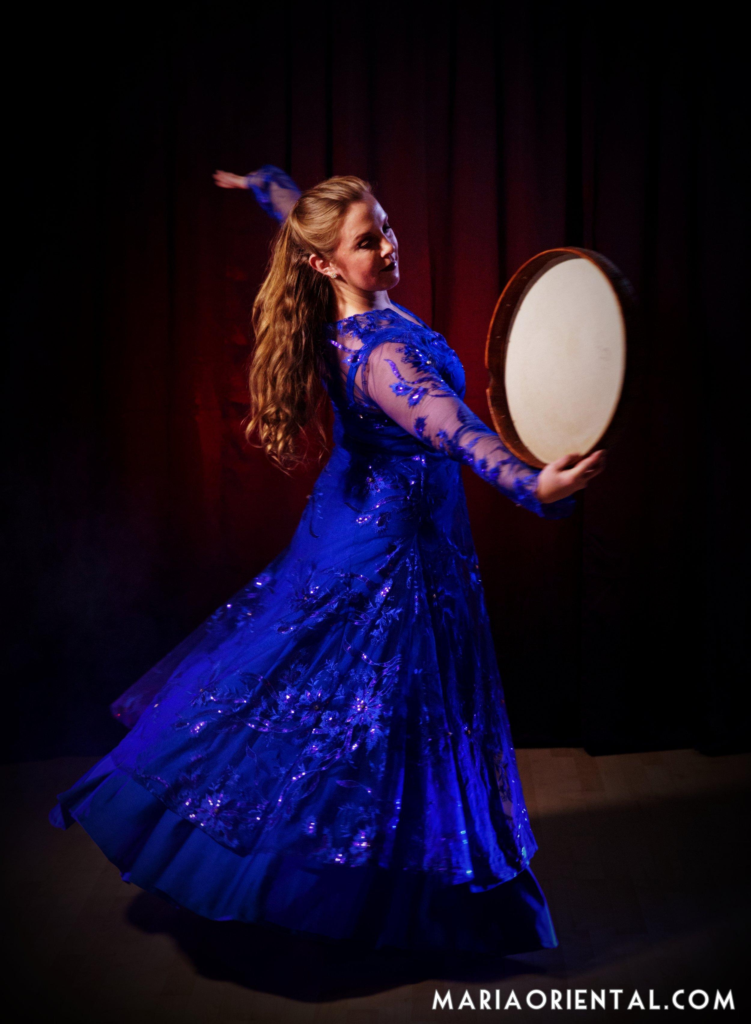 Maria Oriental - Persisk dans.