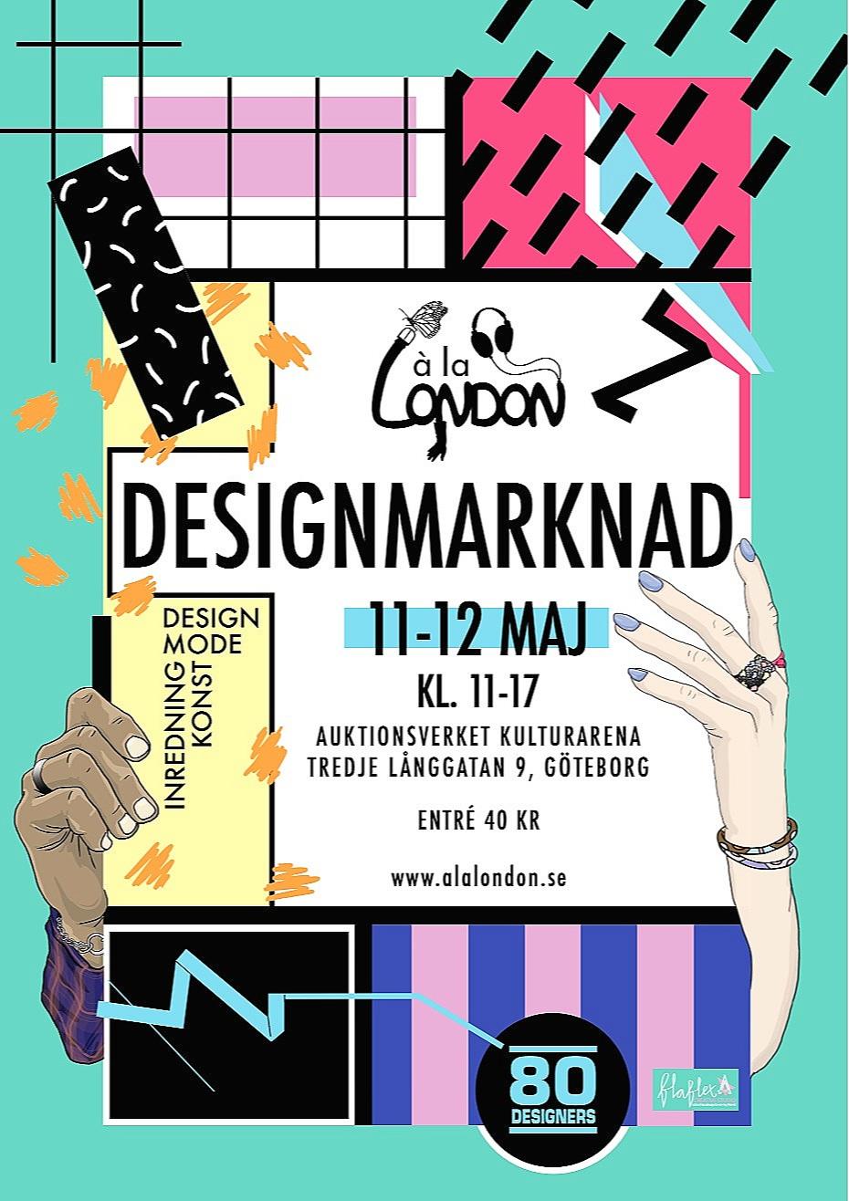 Poster+design+for+A%C2%B4la+London