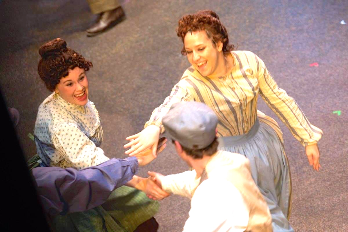 In  Carousel at Emerson College (2014).