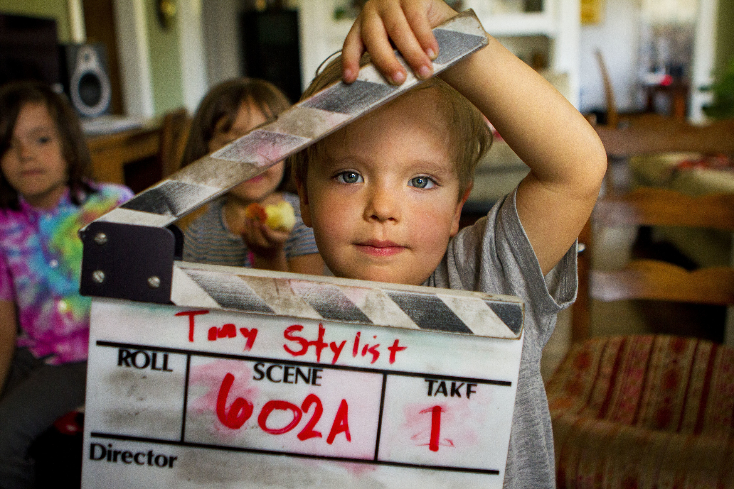 Behind the Scenes of  Tiny Stylist