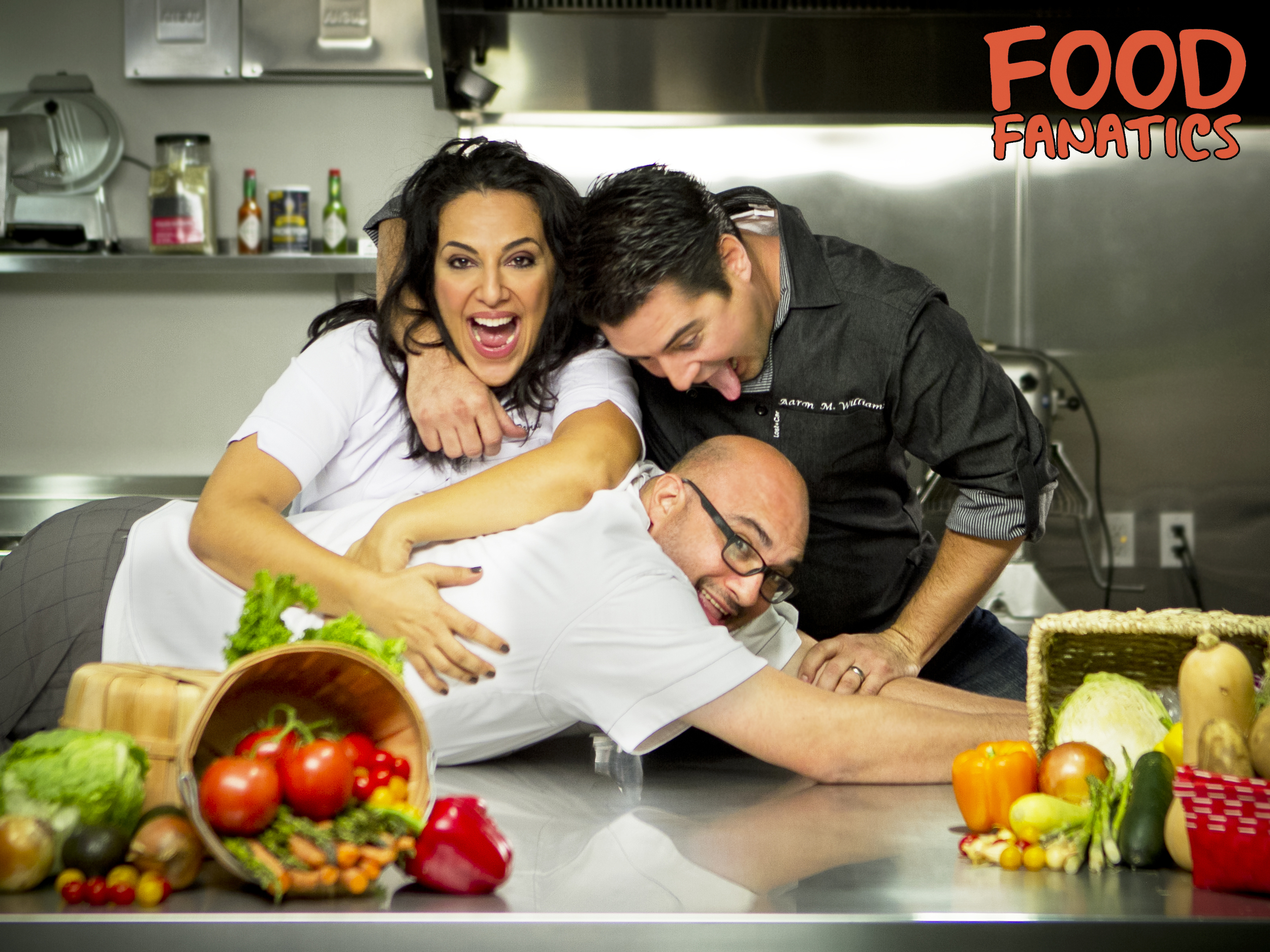 Stills for  Food Fanatics.  Co:Campbell's Soup