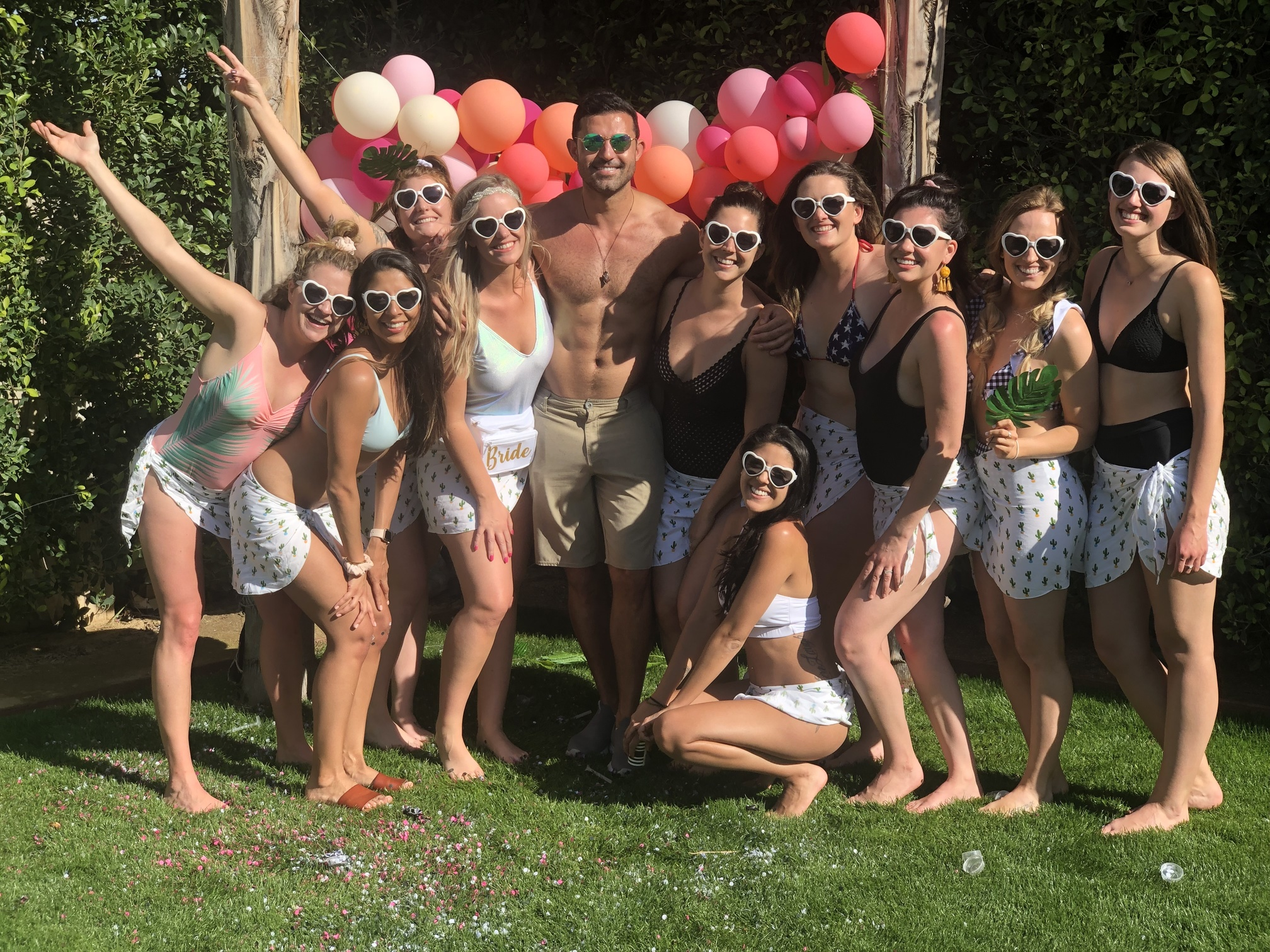 Bachelorette Party in Palm Springs