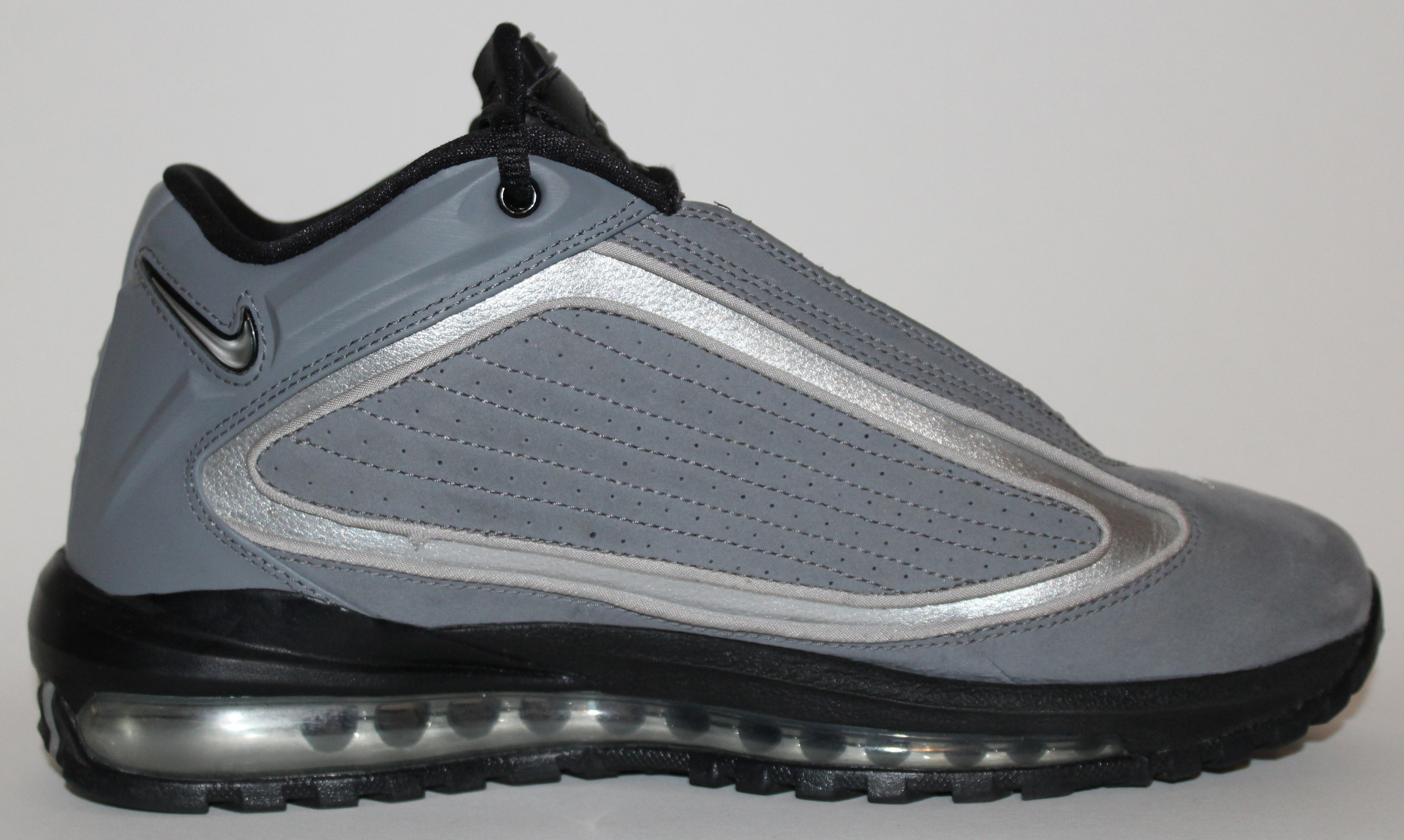 Nike Air Griffey Max GD II Cool GreyBlackSilver (Size 9.5) — Roots