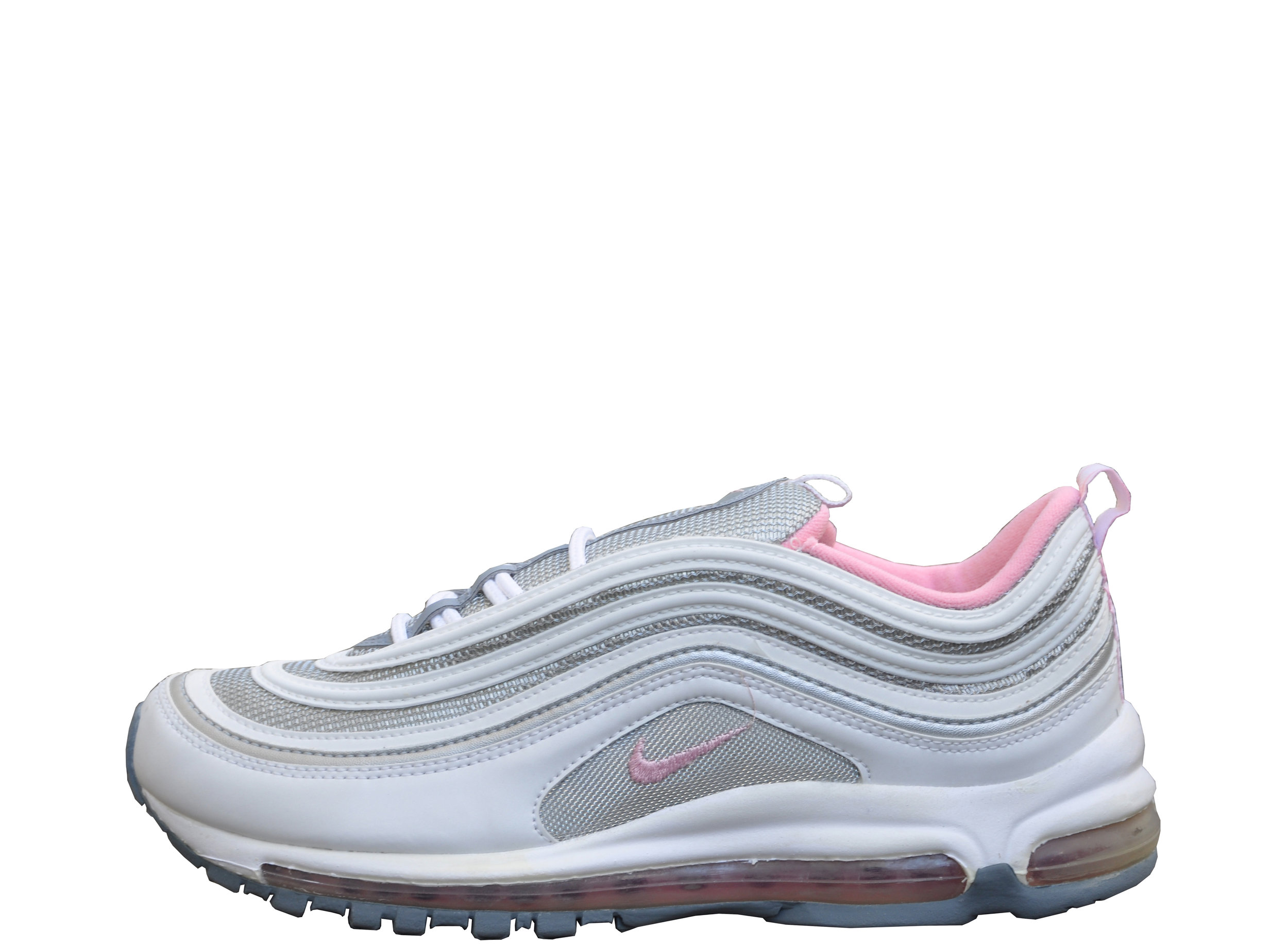 Women's Nike Air Max 97 White Pink (Size 10) DS — Roots
