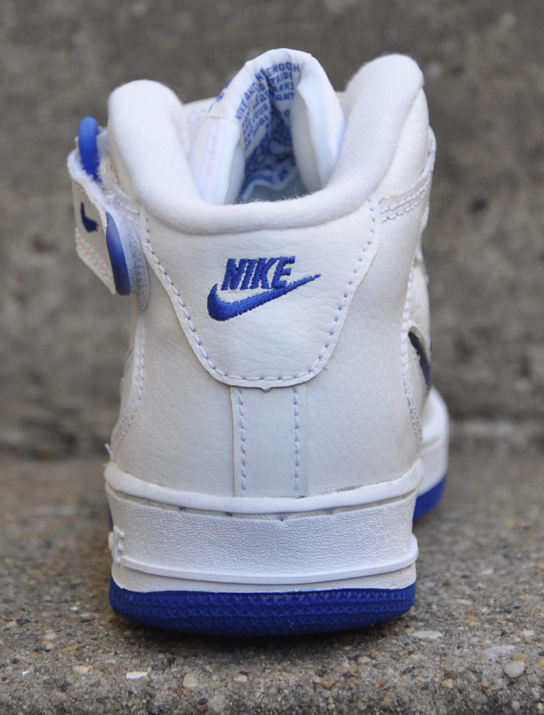 Pre-School Nike Air Force 1 Mid SC