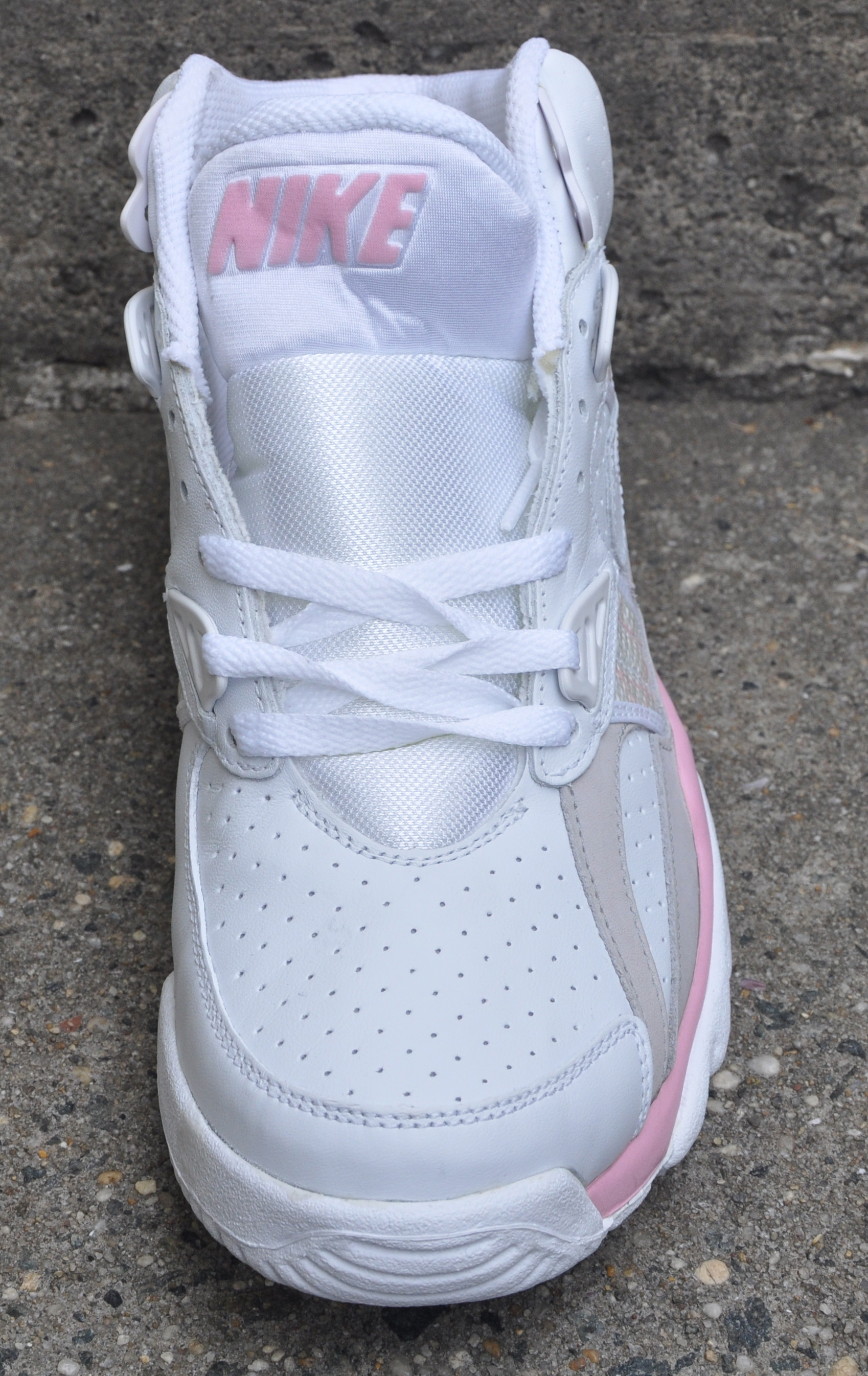 Women`s Nike Air Trainer SC White