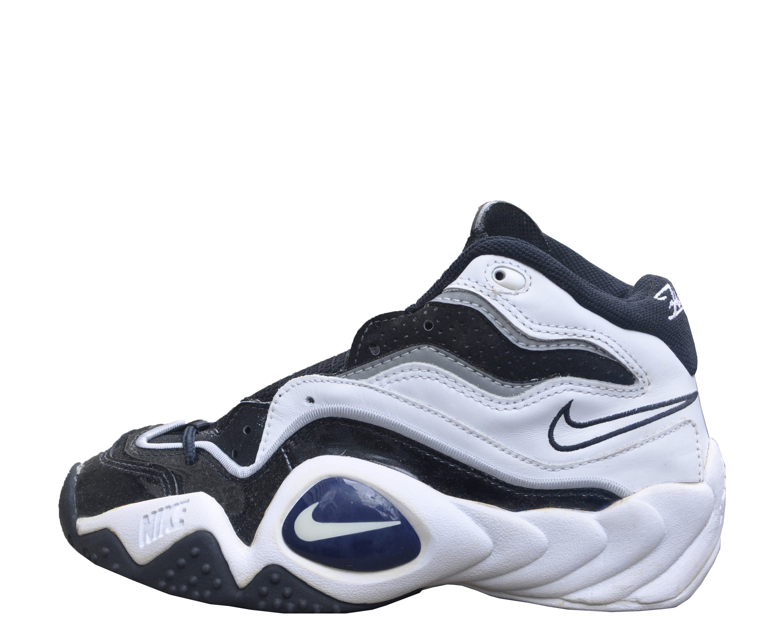 nike patent leather basketball shoes