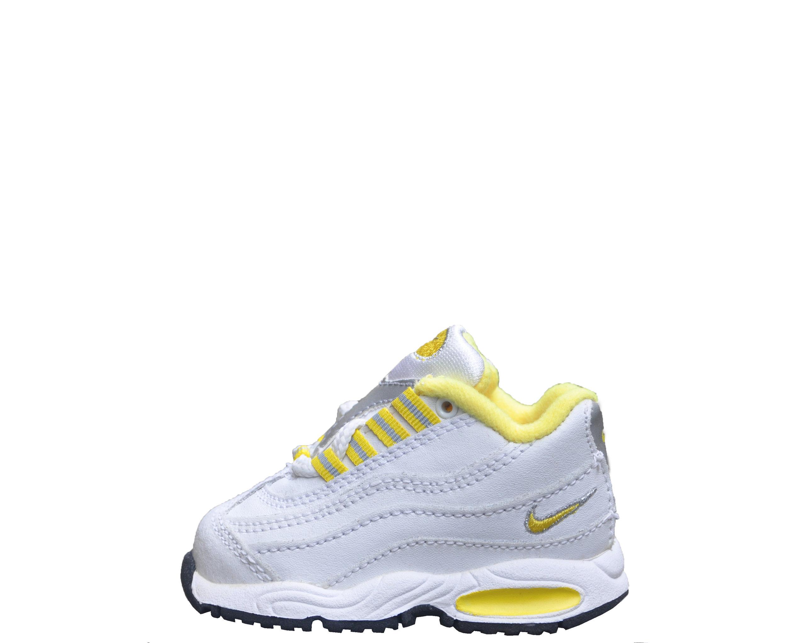 Baby Nike Air Max 95 White / Yellow DS