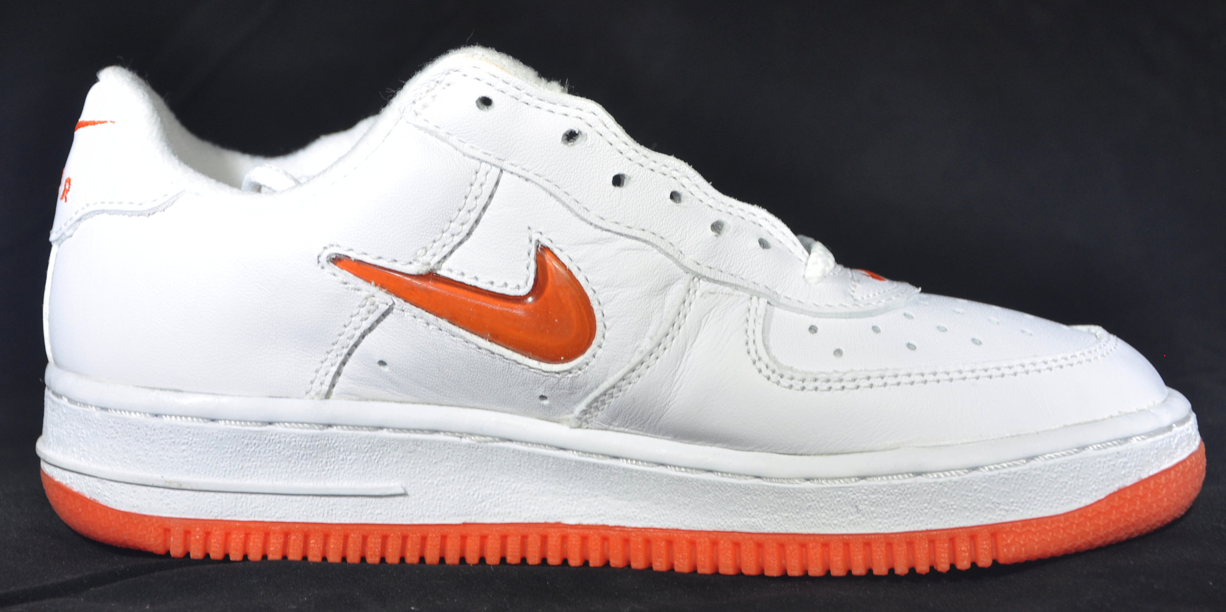 Kids Nike Air Force 1 Low Jewel Safety
