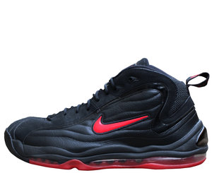 pecho Humillar Compulsión  Nike Air Total Max Uptempo Black / Red (Size 13) — Roots