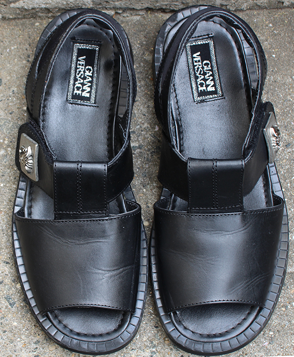Men`s Vintage Gianni Versace Black