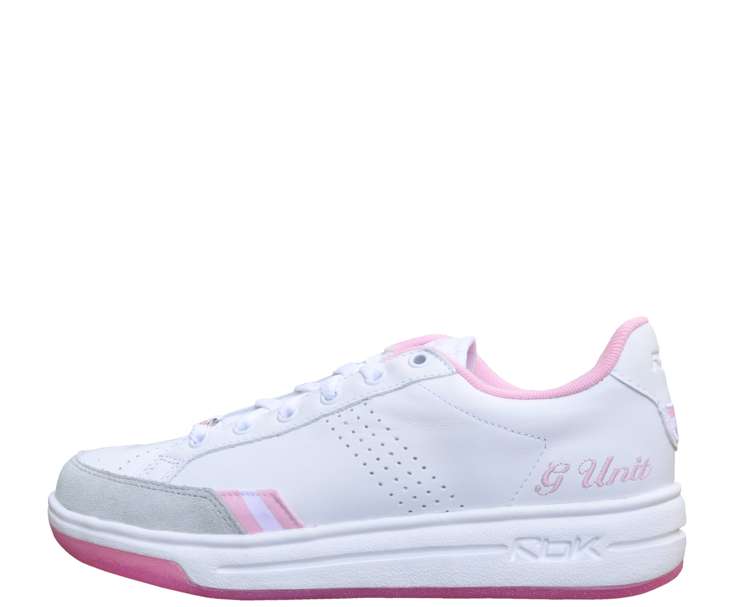 Reebok G Unit G6 White / Pink DS — Roots