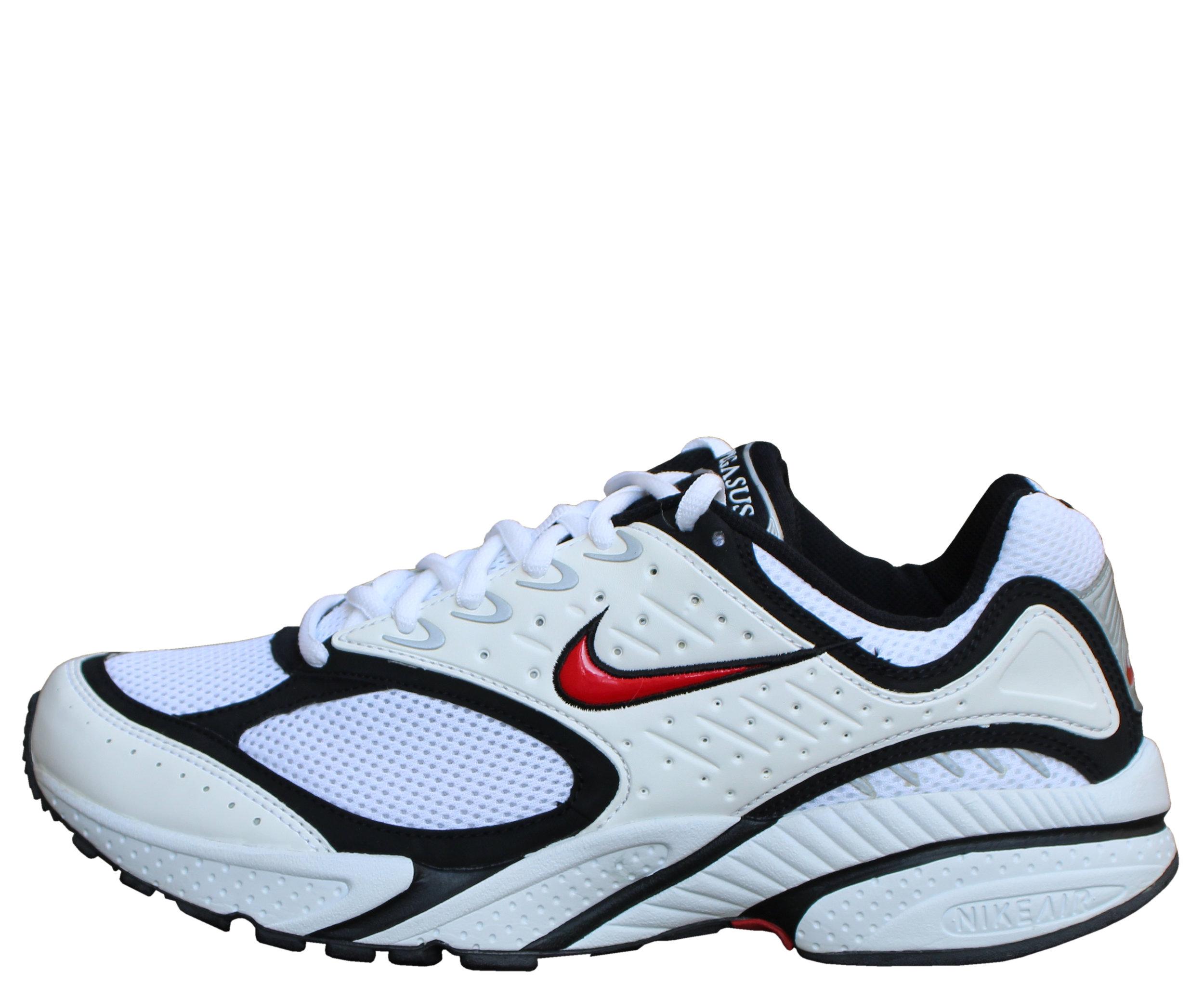 Nike Air Pegasus 2004 White / Sport Red