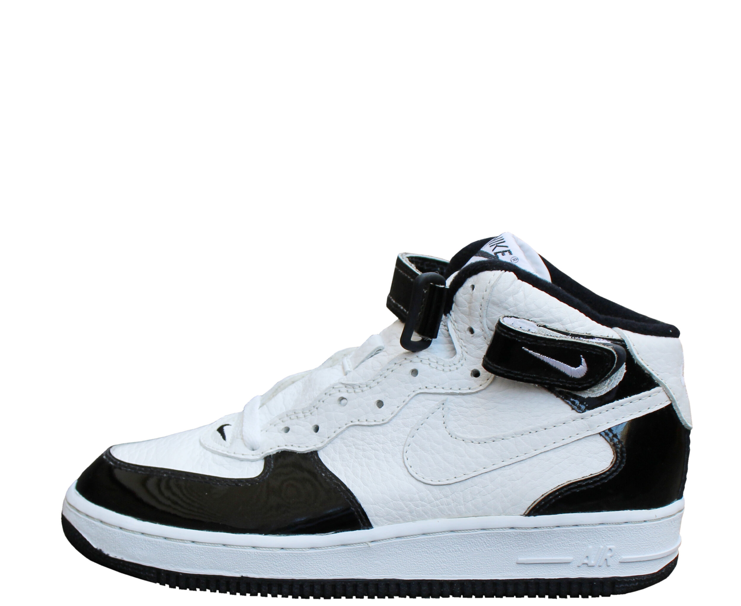 Kids Vintage Nike Air Force 1 Mid SC