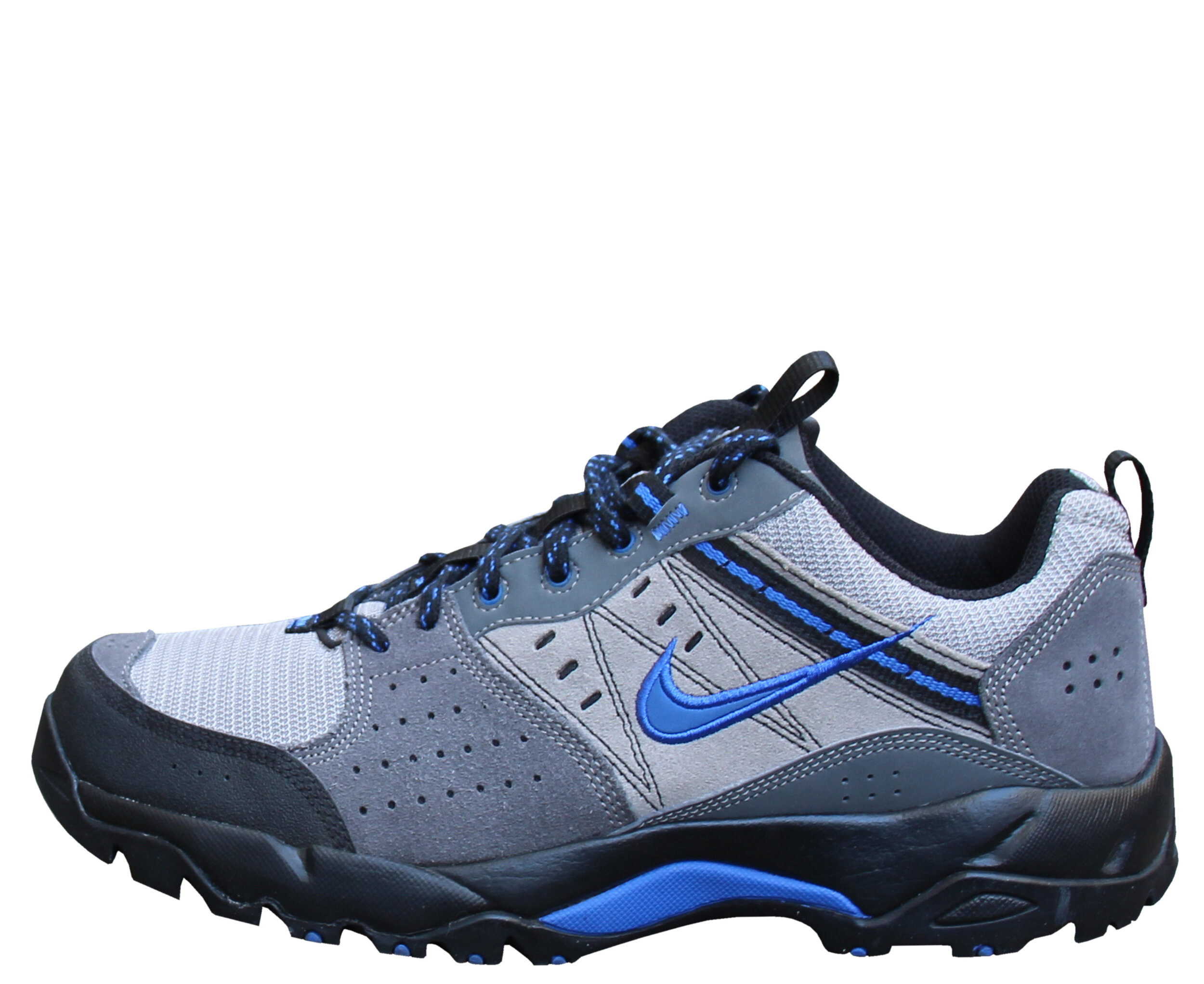Nike ACG Trail Night Blue Canyon Gold Charcoal DS 7.5 8 11.5 12 13