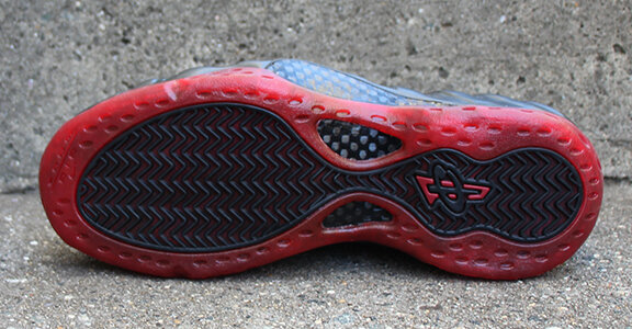 NIKE AIR FOAMPOSITE PRO ONE ASTEROID AREA 72 ...