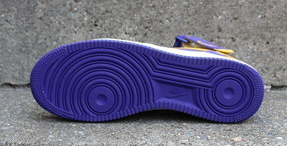 Nike Air Force 1 Mid Deep Purple