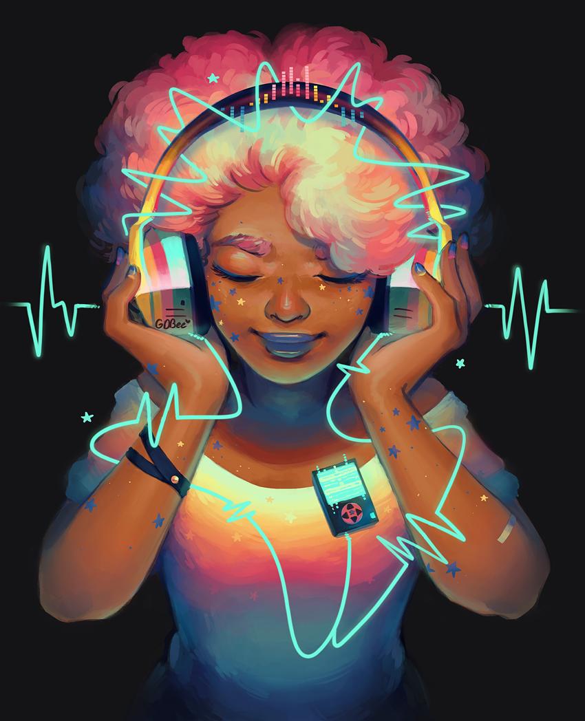 Featured Art by  GDBee ART