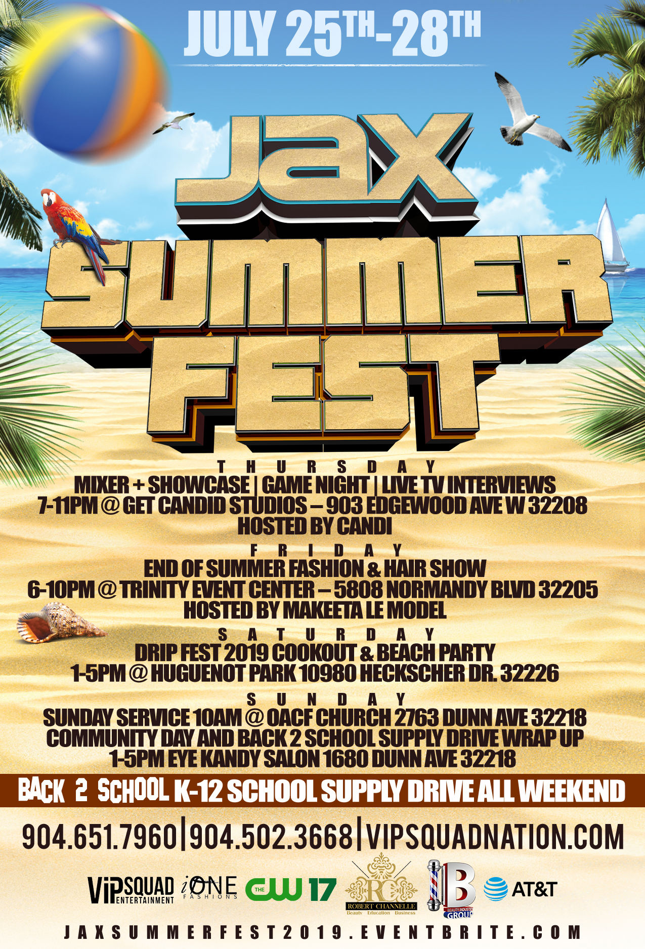 Jax Summer Fest