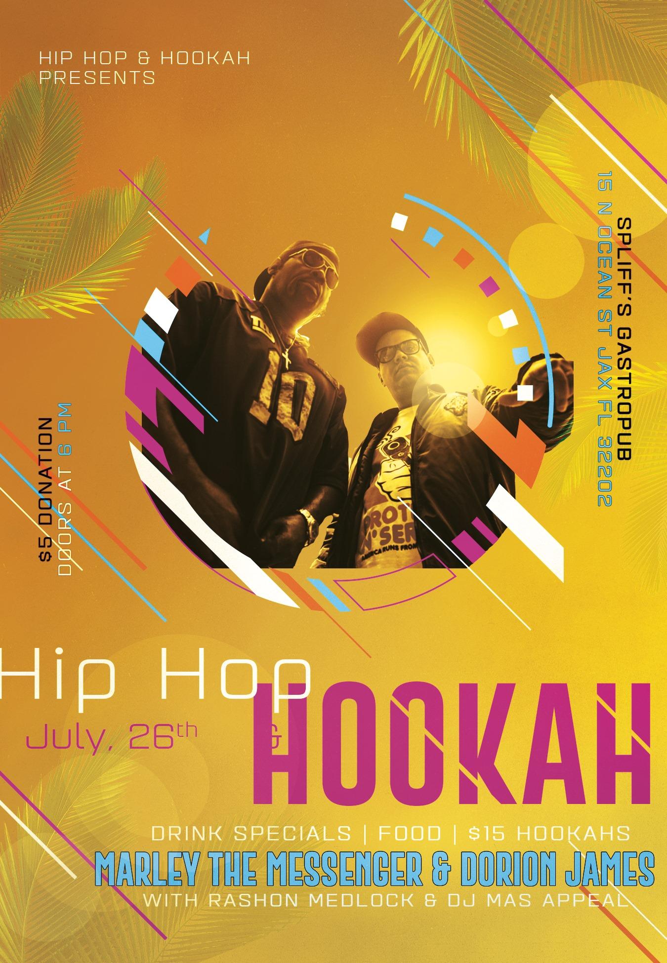 Hip Hop & Hookah