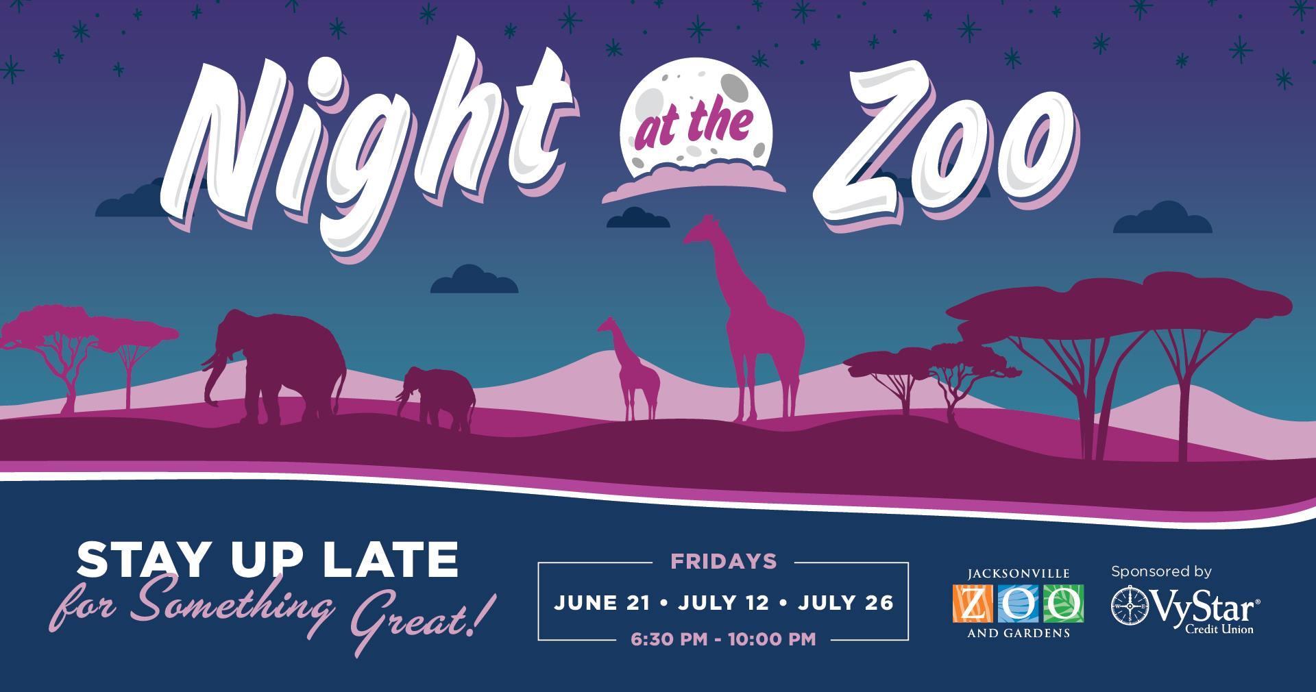 Night at the Zoo