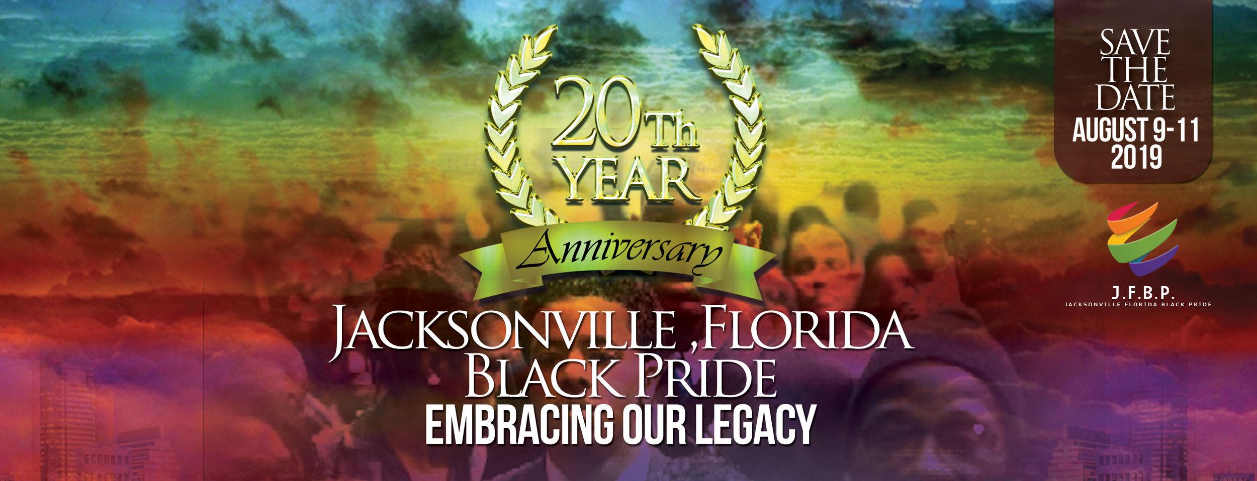 Jax FL Black Pride 2019