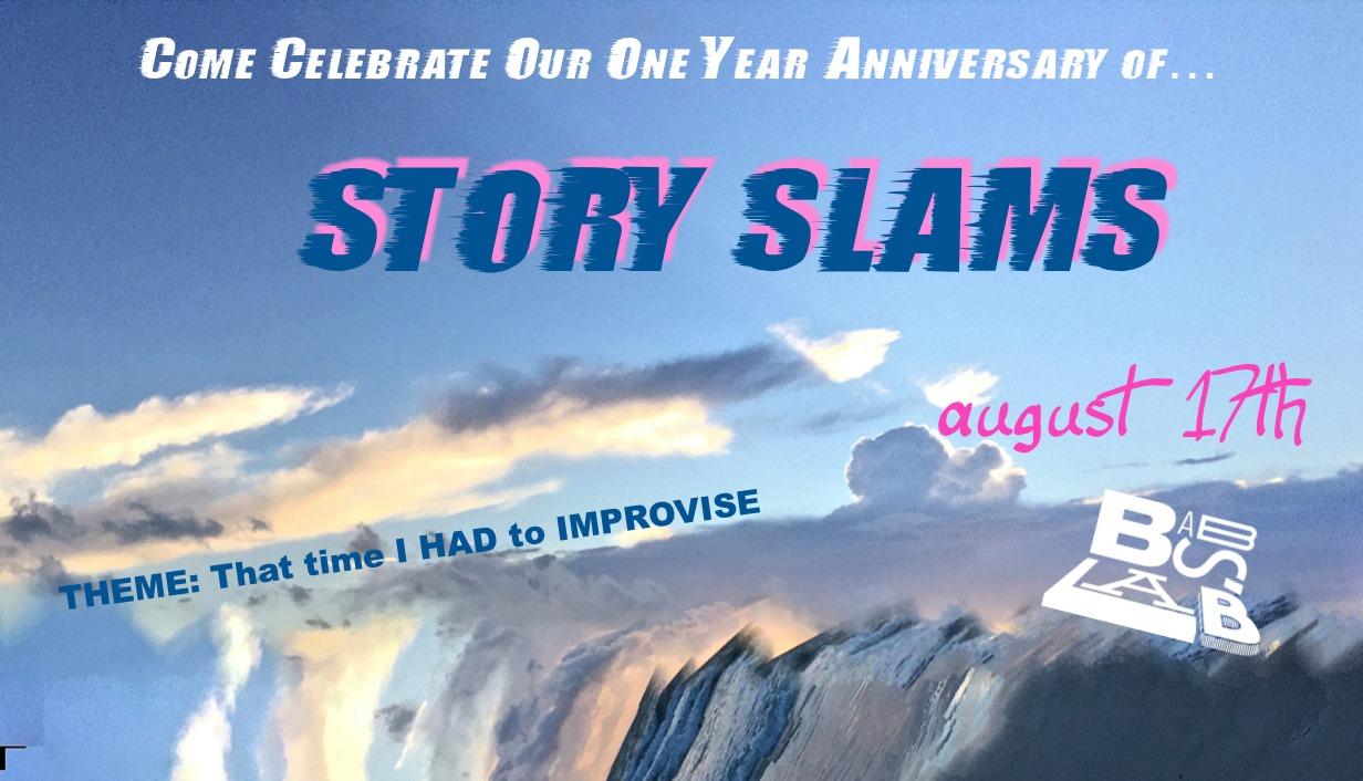 August StorySlam