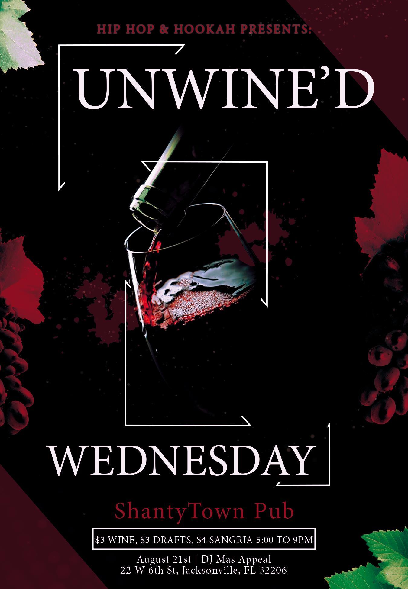 UnWined Wednesday