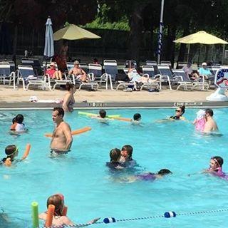 Is it summer yet? #roslyn #roslynheights #summer2016 #swim #sun