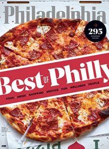 Philadelphia  magazine's Best of Philly® 2017 - Best Bartender for Hire July 2017
