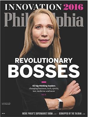 'The Busy Philadelphian's No-Sweat Entertaining Guide' November 2016