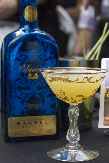 Bluecoat Gin Cocktail at Brewer's Plate.jpg