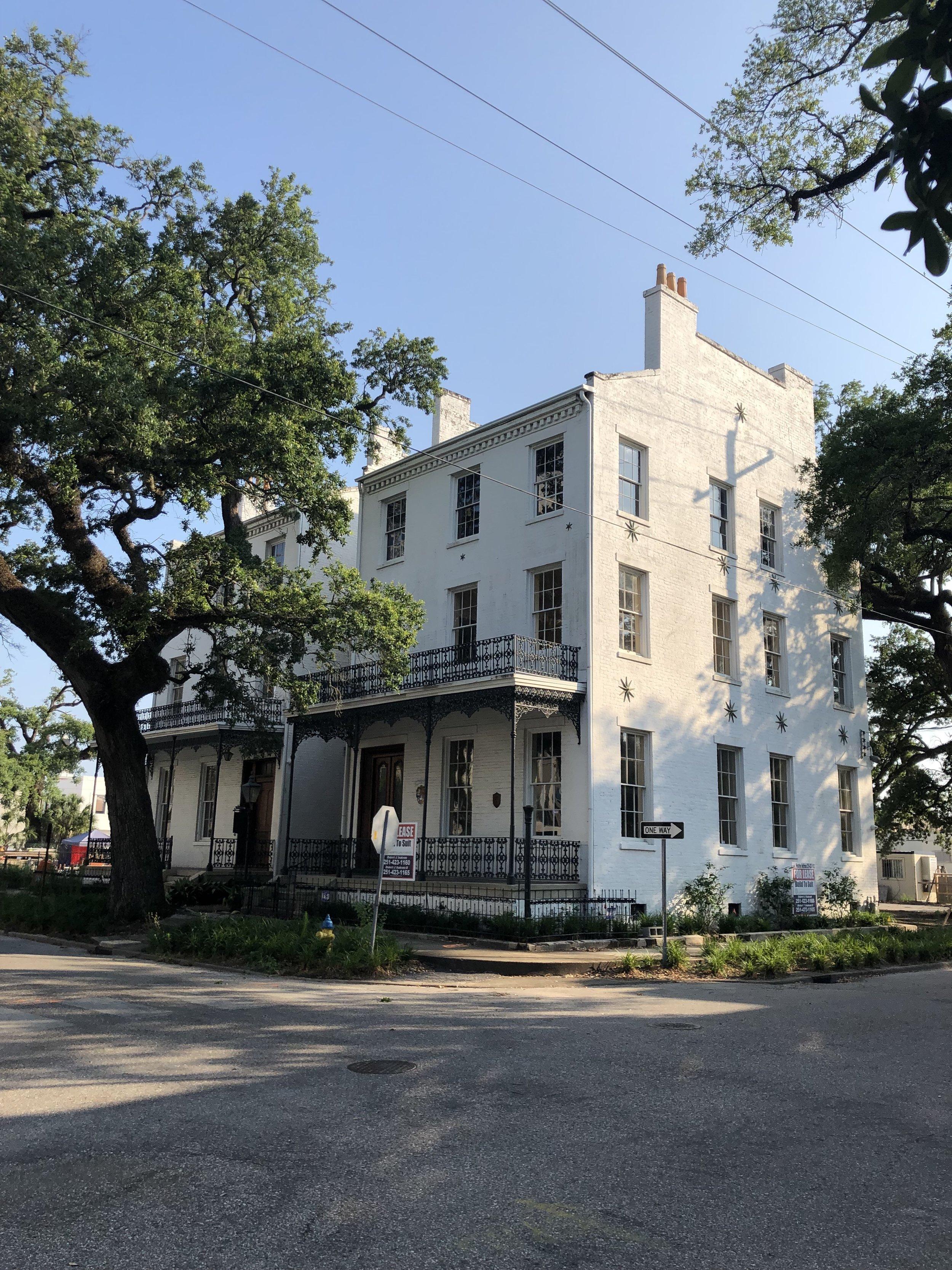 Historic Renovations — Lafayette Land Company, INC