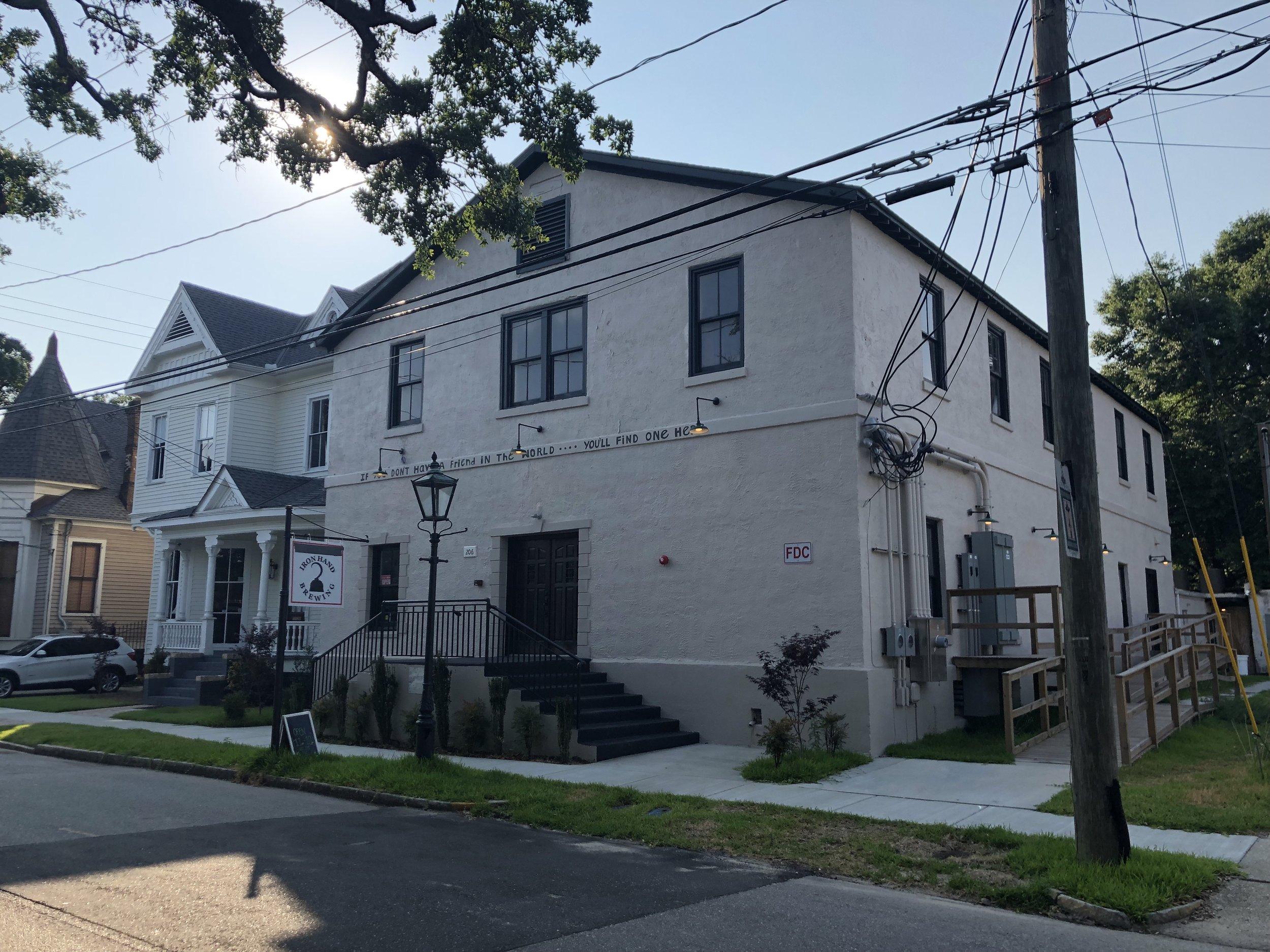 Iron Hand Brew Pub
