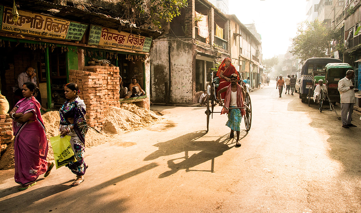 Hand Rickshaw