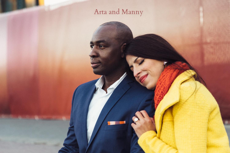 Arta and Manny