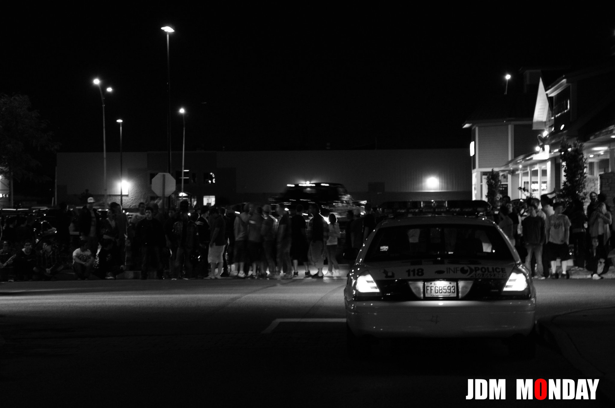 """JDM Monday"" Laval"